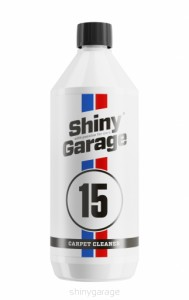 Shiny Garage Carpet Cleaner - koncentrat do prania tapicerki 1L