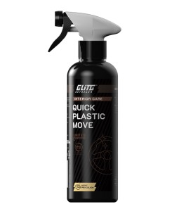 Elite Detailer Quick Plastic Move - szybki dressing do wnętrz 500ml