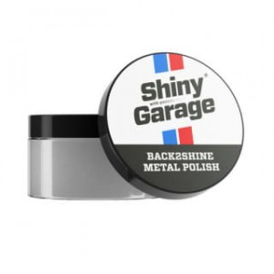 Shiny Garage Back2Shine Metal Polish - pasta do polerowania metalu 100ml