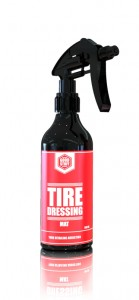 Good Stuff Tire Dressing Mat – matowy dressing do opon 500ml