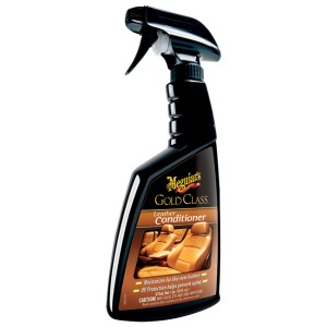 Meguiar's Gold Class Leather Conditioner - środek do konserwacji skóry 473ml