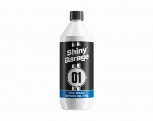 Shiny Garage Pre-Wash Citrus Oil TRF - produkt do mycia wstępnego 1L