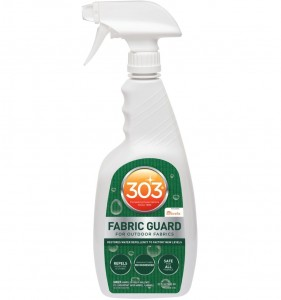 303 High Tech Fabric Guard - impregnat do tapicerki chroni tkaniny 946ml
