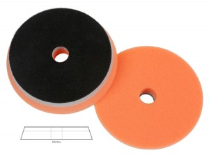 "Lake Country HDO Orange Heavy Polishing Pad - średni, wytzrymały pad polerski 5,5""/140 mm"