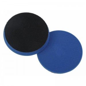 Lake Country SDO pad 3,5″ blue – gąbka polerska mocno tnąca 89mm
