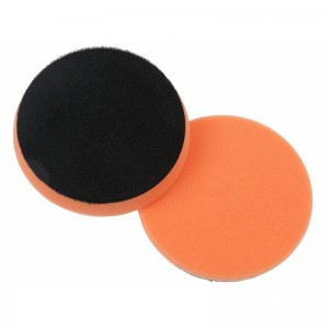 Lake Country SDO pad 3,5″ orange – gąbka polerska średnia 89mm