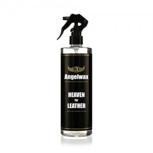 AngelWax HEAVEN For Leather - cleaner i odżywka do skóry w jednym 500ml