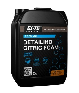 Elite Detailer Detailing Citric Foam - piana aktywna o kwaśnym pH 5l