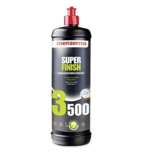 Menzerna Super Finish 3500 (SF 4000) - pasta polerska 1L