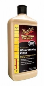 Meguiar's Mirror Glaze Ultra Finishing Polish #205 - pasta polerska 1000ml