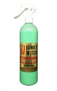 Funky Witch Dark'Shine Tire Dressing – dressing do opon, efekt połysku lub satyny 215ml