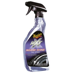 Meguiar's NXT Generation Insane Shine Tire Spray - spray do pielęgnacji opon 710ml