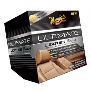 Meguiar's  Ultimate Leather Balm - balsam do skór 160g