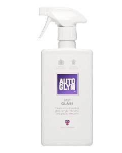 Autoglym Fast Glass - bezsmugowy płyn do szyb 500ml