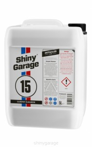 Shiny Garage Carpet Cleaner - koncentrat do prania tapicerki 5L