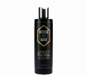 House of Wax Amber Pre-Wax - cleaner pod wosk 250 ml