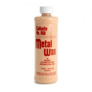 Collinite No. 850 Metal Wax - wosk do metalu 473ml