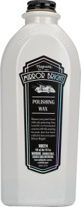Meguiar`s Mirror Bright Polishing Wax - wosk polerujący 414mlml